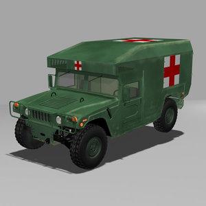 military amb 3d pz3