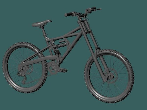 cannondale mountain bike 3ds