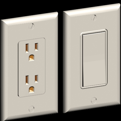 32 Two Most Common Decora Wall Plates Switch Outlet And Materials