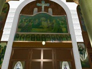 3d orthodox church