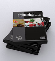 archmodels vol 41 3d model