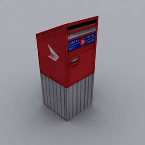 canadian mail box 3ds