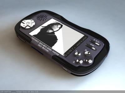 3d mp4 model