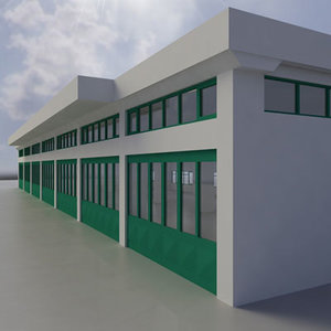 dxf warehouse depot industrial