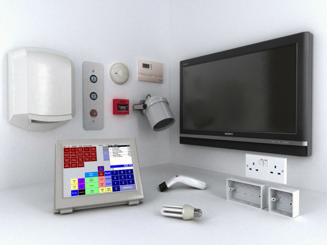 3d electrical model