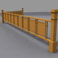 maya railing