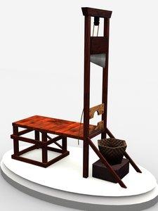 max guillotine