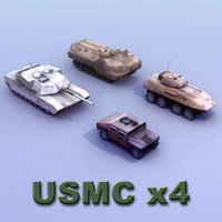 3ds max marine corps ground warfare