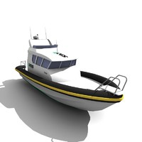 HP 1100 RIP CC boat