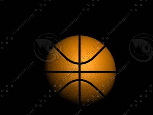 bball 3d max