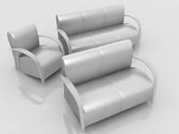 3dsmax set furniture