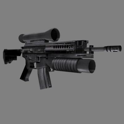 max m4 carbine