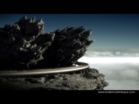 MOUNTAIN_ROCK_HIGHWAY_LANDSCAPE_REALISTIC