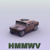 m1025 hmmwv 3d 3ds