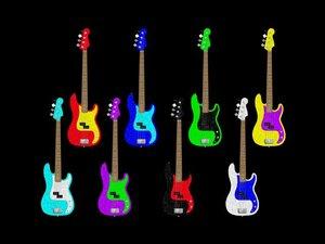 max bass guitar