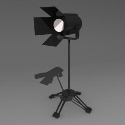 lamp lights 3d 3ds