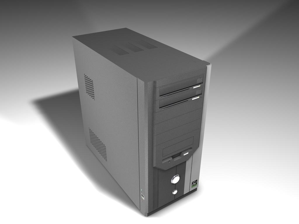computer c4d