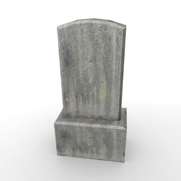 gravestone cemetery 3ds