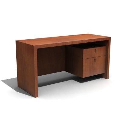 desk 01 3d max