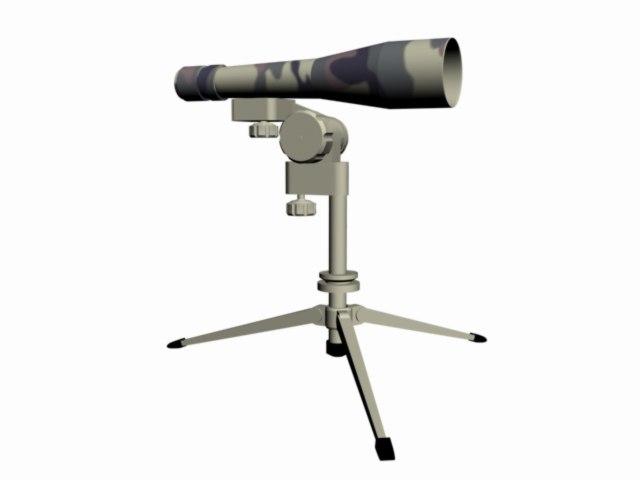m24 spotter scope 3ds free