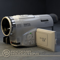 MiniDV-Camera