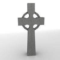 3d model grave