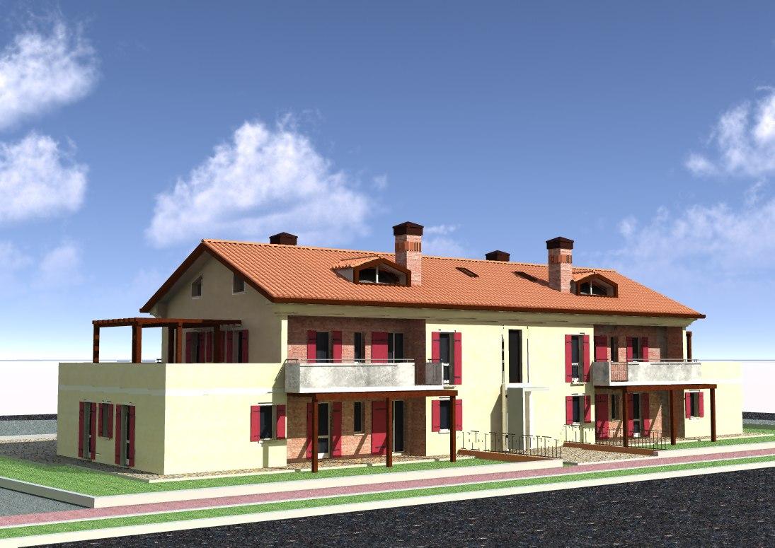 3dsmax house buildings