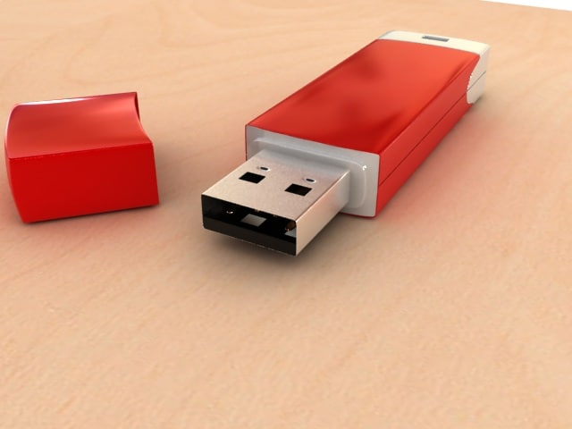 3ds max usb flashdisk