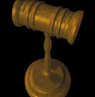 maya gavel knocker