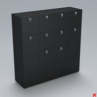 Chest of drawers055.ZIP