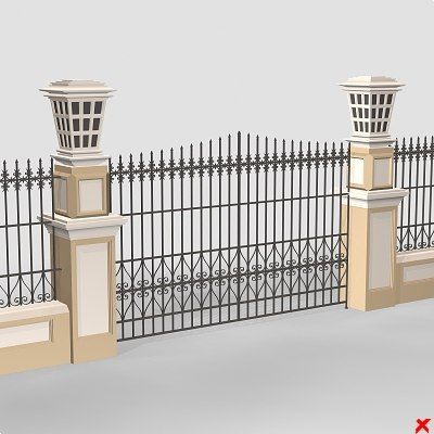 3ds max entry gate