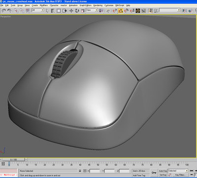 3ds max pc mouse