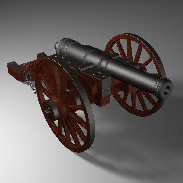 dxf field cannon