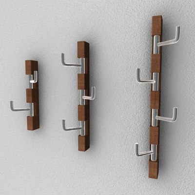 coat hook 3ds