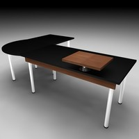 table office 3ds