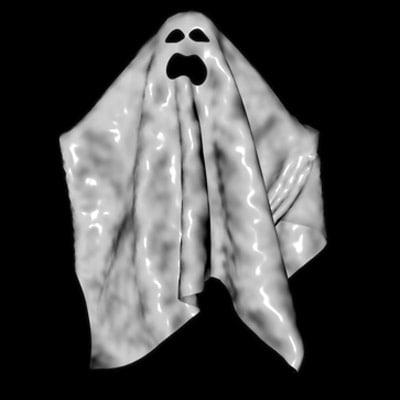 c4d ghost