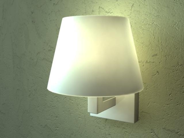 3ds sconce bulb
