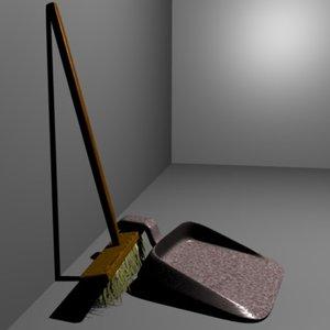 maya dust-brush brush
