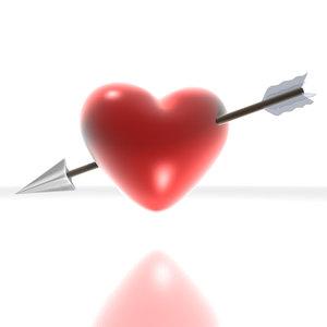 maya heart arrow