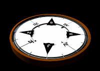 3d compas t3d model