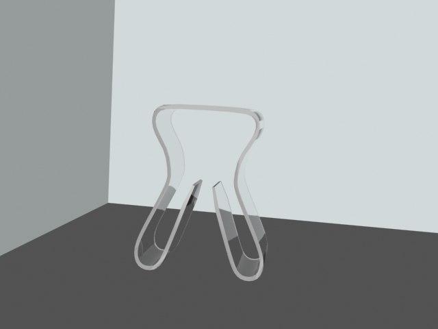 3ds stool cum magazine rack