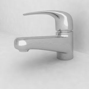 basin lavabo 3ds