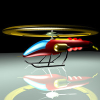 helicopter future science c4d