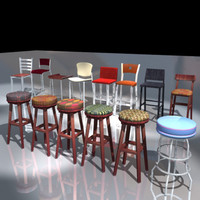 Bar Stools and Cafe Chair Collection 001