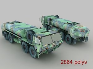 m978 truck 3d model
