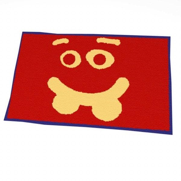 carpet 3d 3ds