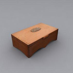 3dsmax jewelry box