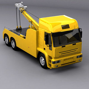 tow truck 3ds