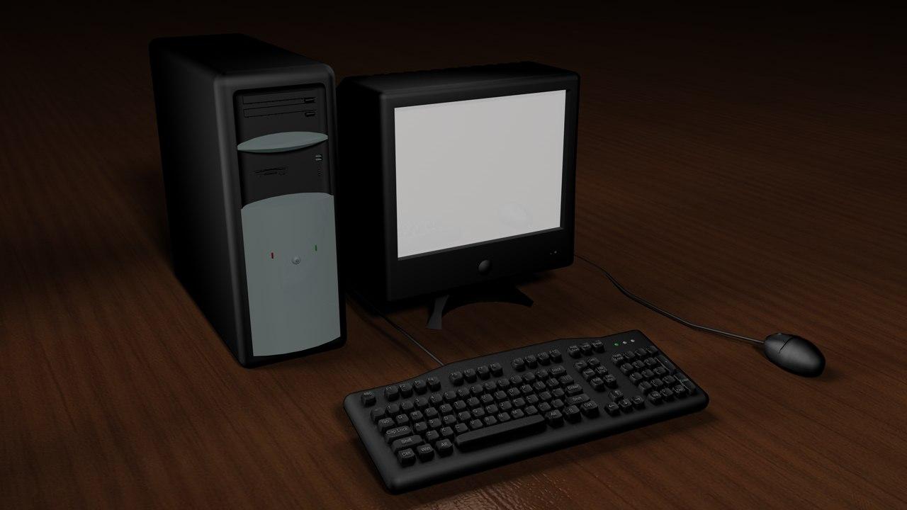 cinema4d desktop computer