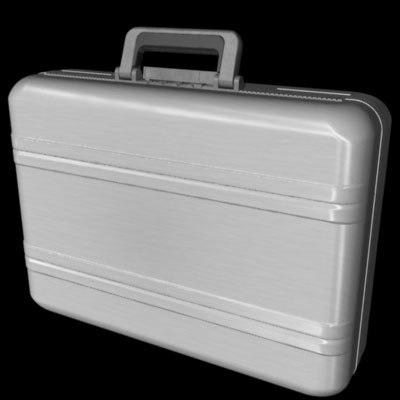 3d aluminium case